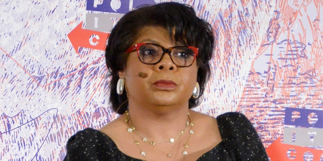 "CNN political analyst April Ryan declared she ""cannot wait"" to see President Trump forcefully removed from the White House by police and armed forces. (Guglielmino/Getty Images)"