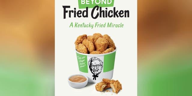 KFC and Beyond Meat partner to sell plant-based chicken