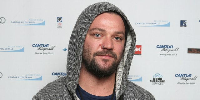 Bam Margera attends Cantor Fitzgerald & BGC Partners host annual charity day to benefit over 100 charities worldwide at Cantor Fitzgerald on Sept. 11, 2012, in New York City. Margera was arrested in August 2019 after refusing to leave a Los Angeles hotel bar.