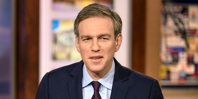 New York Times editors refused to publish a column by conservative columnist Bret Stephens, who intended to criticize the paper's leadership. (Plowman/NBC/NBC NewsWire via Getty Images)