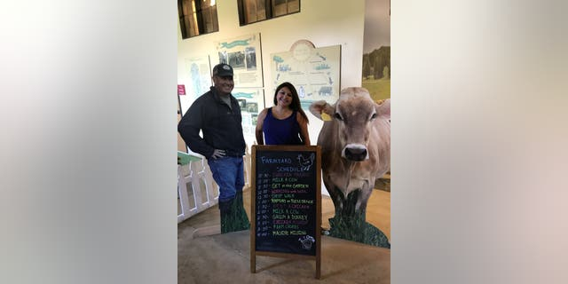 Westlake Legal Group CapriShelbourne-e1564765443498 Vermont's agritourism industry is bustling with baking, cheese-making classes and more fox-news/food-drink fox news fnc/food-drink fnc f51b8f1c-758f-5ab1-a409-847ac3f59f68 Capri Cafaro article
