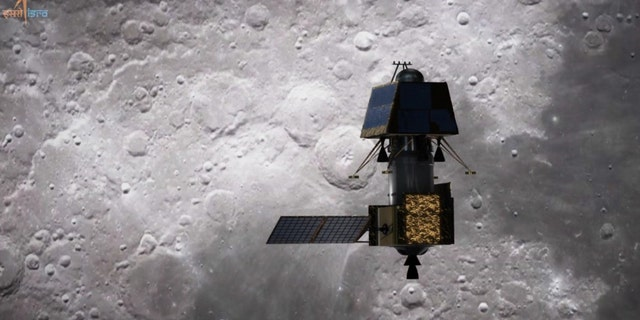 Westlake Legal Group Chandrayaan2ScreenshotMoon India eyes Moon landing as Chandrayaan-2 spacecraft enters lunar orbit James Rogers fox-news/science/air-and-space/spaceflight fox-news/science/air-and-space/moon fox news fnc/science fnc article a7ae4b6d-460b-52fd-b120-7a659a101a38