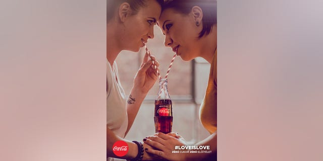 Westlake Legal Group CokeHungary Coca-Cola responds to critics of Hungarian ad campaign celebrating LGBTQI community, same-sex couples Michael Bartiromo fox-news/food-drink/food/food-trends fox-news/food-drink/drinks/soft-drinks fox-news/food-drink/drinks fox news fnc/food-drink fnc article 7b718ebf-f3b1-5676-8447-3a26b2aa642d
