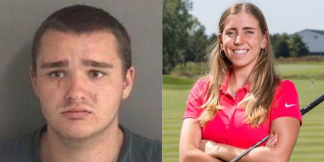 Collin Richards wrote a note to a judge about the remorse he feels over killing college golfer Celia Barquin Arozamena.