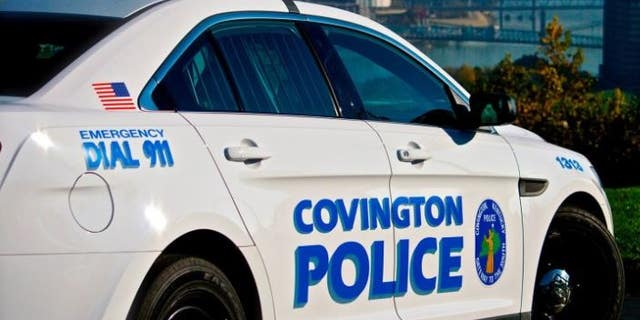 Covington police say a 13-year-old boy has been charged with kidnapping after stealing a car with a 22-month-old baby inside.