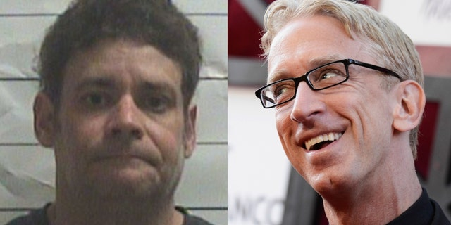Left to right: David Hale and comedian Andy Dick (Photo: OPSO/Dan Steinberg/Invision/AP, File)