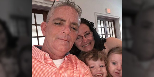 According to his obituary, David Ireland, 50, of Orlando, died this past Thursday. The navy veteran and father of two young girls started having flu-like symptoms, including aches and fever, on August 16, his wife, Jody Ireland, told Fox News.