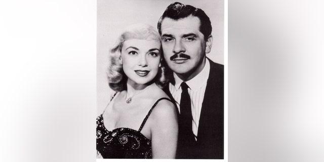 Edie Adams and Ernie Kovacs.
