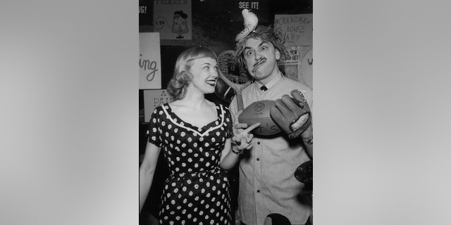 Josh Mills says his mother, late actress Edie Adams, was always determined to preserve the work of her late husband, comic Ernie Kovacs.