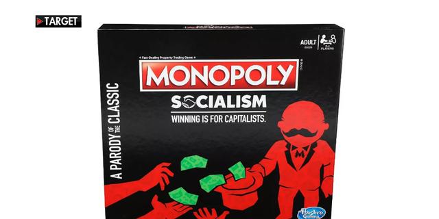 Westlake Legal Group FS_MONOPOLY_SOCIALISM_2-1 Kat Timpf mocks left-wingoutrage over Monopoly's new 'socialism'edition fox-news/opinion fox-news/fox-nation Fox News Staff fox news fnc/media fnc e3b13670-f660-515d-a7f4-3a8aa207ad6d article