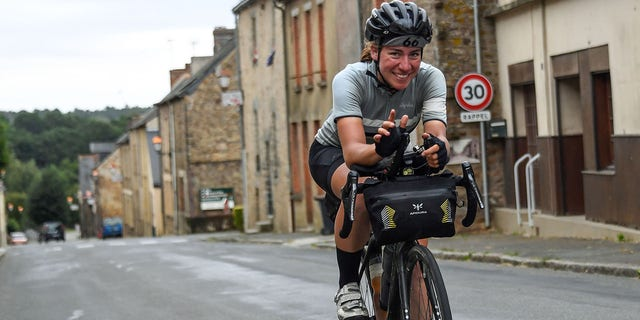 German cyclist Fiona Kolbinger first woman to win 4000km Transcontinental Race