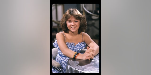 """Jill Whelan from """"The Love Boat,"""" circa 1981. — Photo by Walt Disney Television via Getty Images"""