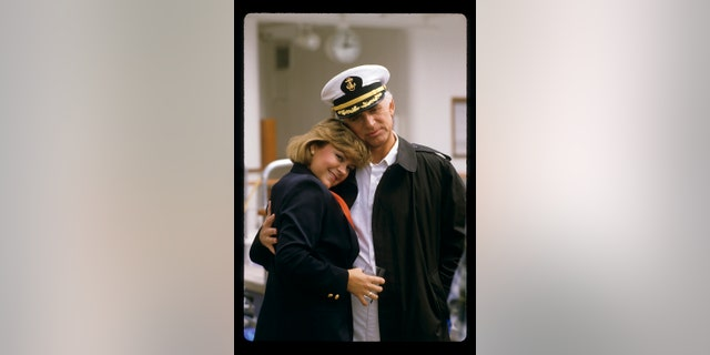 The Love Boat' captain Gavin MacLeod says he doesn't get