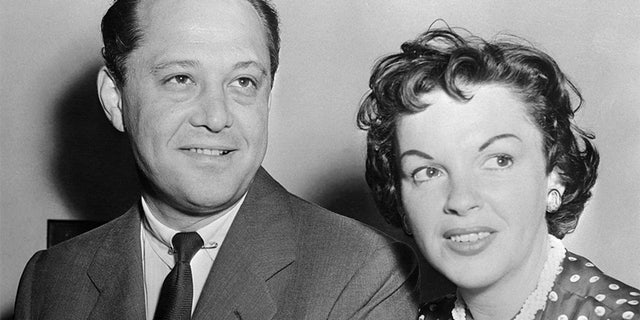 Westlake Legal Group GettyImages-515488310 Judy Garland and Sid Luft's daughter Lorna reflects on couple's tumultuous marriage: 'They loved each other' Stephanie Nolasco fox-news/entertainment/genres/then-and-now fox-news/entertainment/genres/documentary fox-news/entertainment/genres/classics fox-news/entertainment/events/departed fox-news/entertainment/events/couples fox-news/entertainment fox news fnc/entertainment fnc article 74215865-2eed-575d-a987-2f87f2add80d