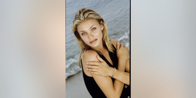 """Cameron Diaz got her big break in Hollywood with 1994's """"The Mask."""""""