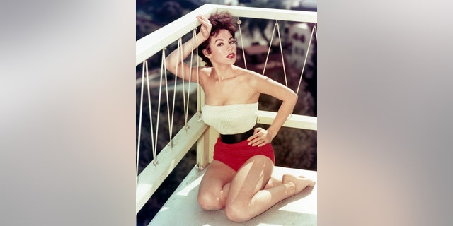 Puerto Rican-born actress Rita Moreno, circa 1955. (Photo by Silver Screen Collection/Hulton Archive/Getty Images)