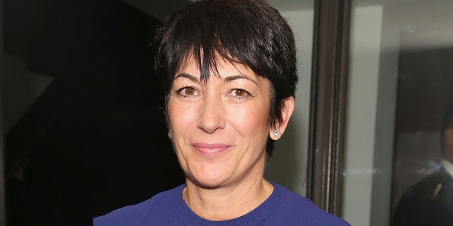 Ghislaine Maxwell attends VIP Evening of Conversation for Women's Brain Health Initiative, Moderated by Tina Brown at Spring Studios on October 18, 2016, in New York City.