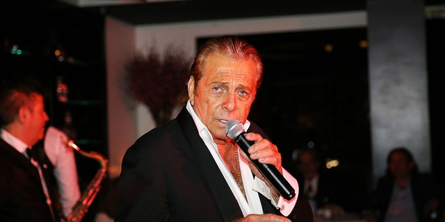 Gianni Russo performs at Boutique Nightclub on July 6, 2016 in New York City.