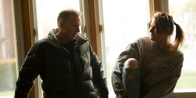 Glenn Stearns stars on Discovery's 'Undercover Billionaire.'
