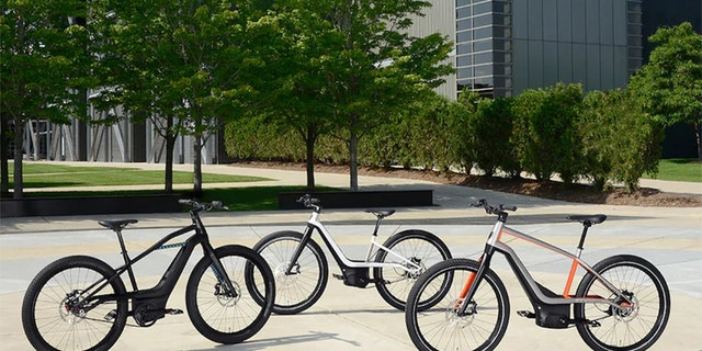 Harley-Davidson eBicycles. (Photo: Harley Davidson)