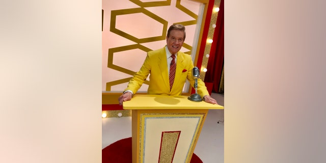 Wink Martindale has zero plans to slow down. — Courtesy of Wink Martindale