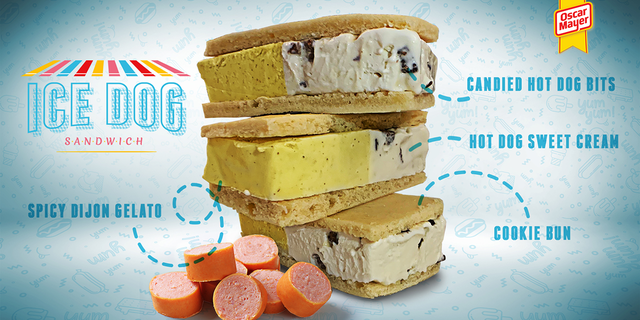I Scream, You Scream: Oscar Mayer Made Hot Dog-Flavored Ice Cream