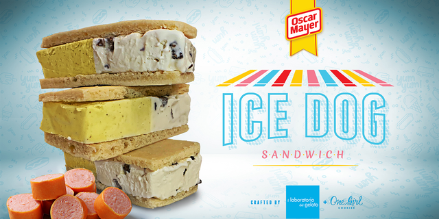 Oscar Mayer releasing hot dog-infused ice cream sandwich