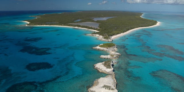 Smash the champagne, Mickey Mouse fans. Disney has announced that the company has purchased a second private island in the Bahamas, pictured. (Disney)
