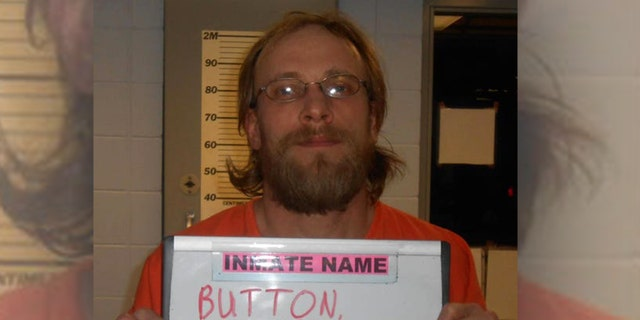 Jeremiah Button was arrested Aug. 9 after he was discovered living in a bunker in the Wisconsin woods for over three years, according to officials.