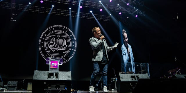 "Nick Hall, founder of PULSE, a prayer and evangelism movement, launched ""The Year of the Bible"" as the closing speaker for the Jesus Global Youth Day held in the Philippines."