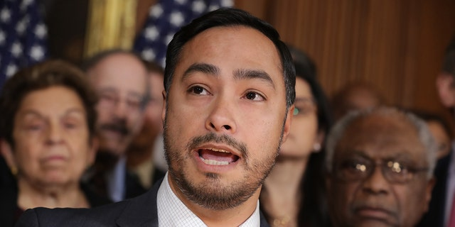 Rep. Joaquin Castro (D-TX) spoke out about the lack of Latino representation at the Golden Globes.