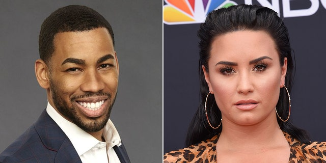 "Mike Johnson of ""The Bachelorette"" has been flirty with Demi Lovato. Insiders claim they've been hanging out privately to get to know one another."