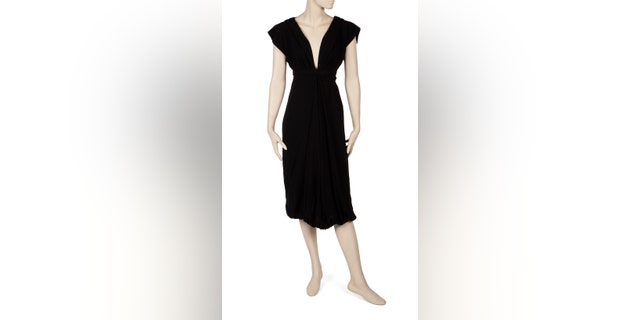 "Marilyn Monroe's press dress to promote 1959's ""Some Like it Hot."" — Julien's Auction"