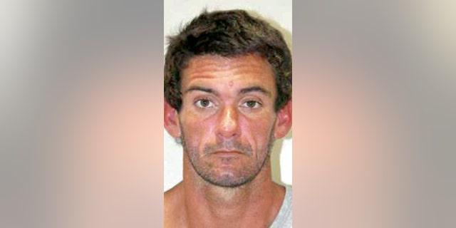 Mugshot for Kyle Neuberger, 34.