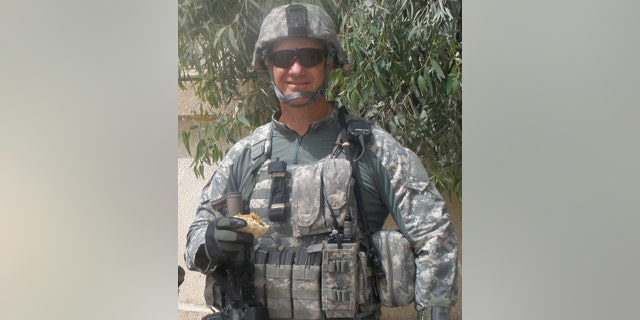 Marty Bailey, pictured, served more than two decades in the U.S. Army.
