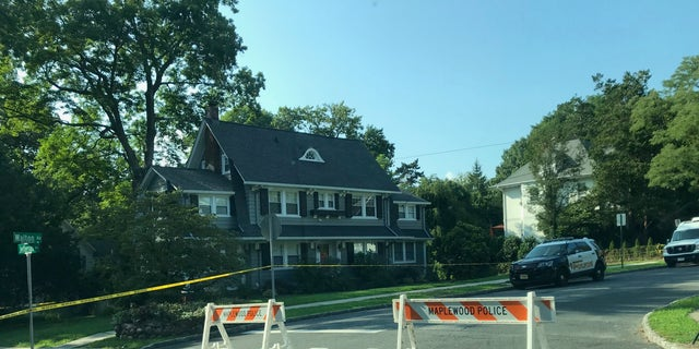 Police responded to reports of an attack at the home near the 400 block of Walton Road near Jefferson Avenue on Saturday morning.