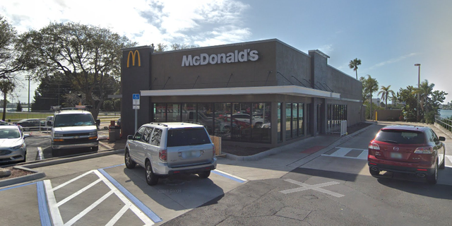 The owner of the McDonald's, which is located in Madeira Beach, Fla., has terminated the employee and apologized to the paramedic who reported the incident.