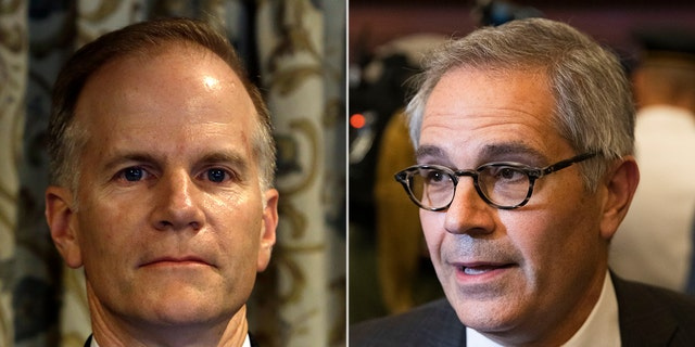 Westlake Legal Group McSwain-Krasner-AP US Attorney slams Philadelphia DA, says he'll give 'adult supervision' after police shootout Vandana Rambaran fox-news/us/us-regions/northeast/pennsylvania fox-news/us/us-regions/northeast fox-news/us/crime/police-and-law-enforcement fox news fnc/us fnc article 12afe8a4-6999-5718-b3ec-280e515b5944