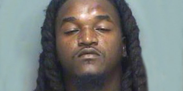 Michael Williams, 28, was arrested after allegedly peeing in an ice machine at a Florida nightclub on Saturday.