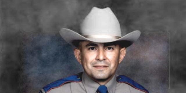 Trooper Moises Sanchez, 49, died on Saturday, months after he was shot while responding to a car accident in Edinburg, Texas.