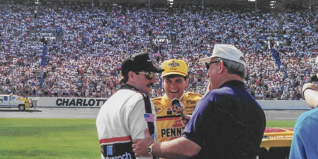 Westlake Legal Group NAS3 Michael Waltrip's 'Blink of an Eye' is the untold story of day Dale Earnhardt Sr. died Hollie McKay fox-news/entertainment/genres/documentary fox-news/auto/attributes/racing fox-news/auto fox news fnc/auto fnc cf537598-a6f7-5d6e-a019-b098d7a2e74f article