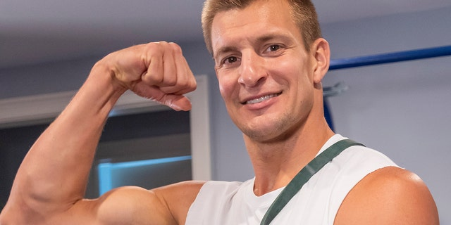 Gronkowski addressed the possibility of returning to the league.
