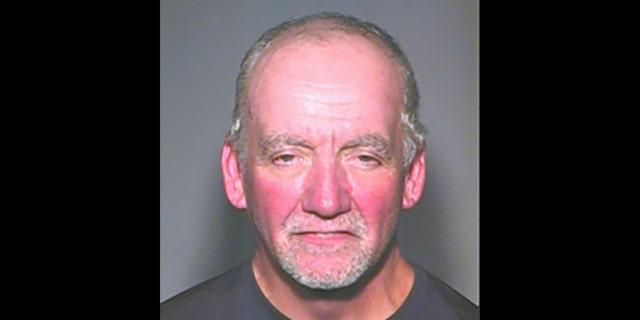 Ron Minegar, 60, was arrested in Arizona on suspicion of DUI.