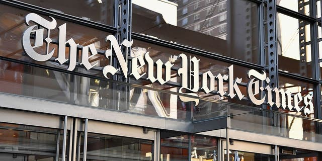 Westlake Legal Group NYTimesExterior080619 Trump plans trip to El Paso and Dems urge him to stay away; NY Times changes Trump headline after backlash fox-news/columns/fox-news-first fox news fnc/us fnc e8263d02-c1d0-526d-b44e-262a25a6c263 article