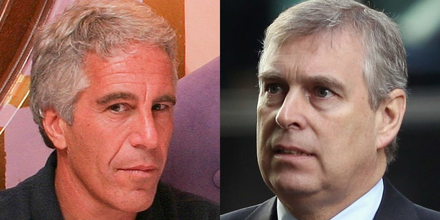 Westlake Legal Group Prince-Andrew-split Queen Elizabeth is having 'a rough time' after Prince Andrew's Jeffrey Epstein interview, royal expert claims Stephanie Nolasco fox-news/world/personalities/queen fox-news/world/personalities/british-royals fox-news/person/jeffrey-epstein fox-news/entertainment fox news fnc/entertainment fnc d68dfbad-2509-58bf-8bb5-78bcafa2c592 article
