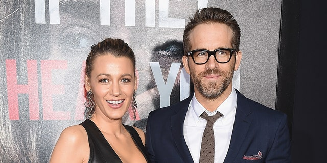 Ryan Reynolds Hilariously Trolls Pregnant Wife Blake Lively On Her Birthday