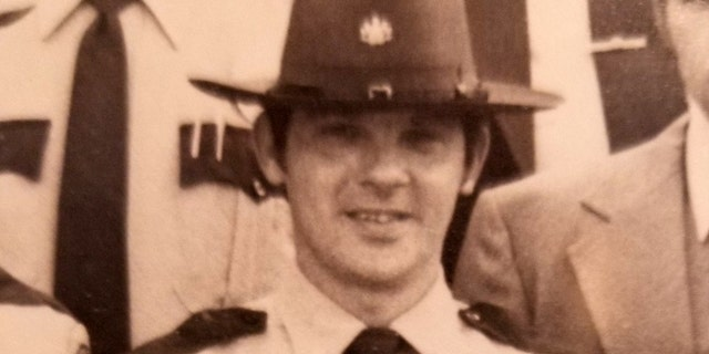 "Robert ""Bo"" McCallister was the youngest officer to reach the rank of sergeant in the Susquehanna Police Department in Pennsylvania."