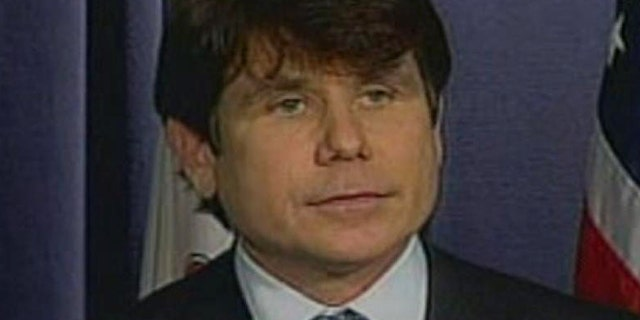 Former Illinois Gov. Rod Blagojevich appears on C-SPAN. (Photo: C-SPAN)