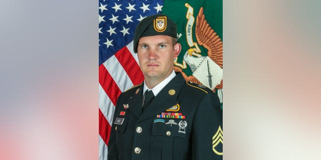 Sgt. 1st Class Dustin B. Ard