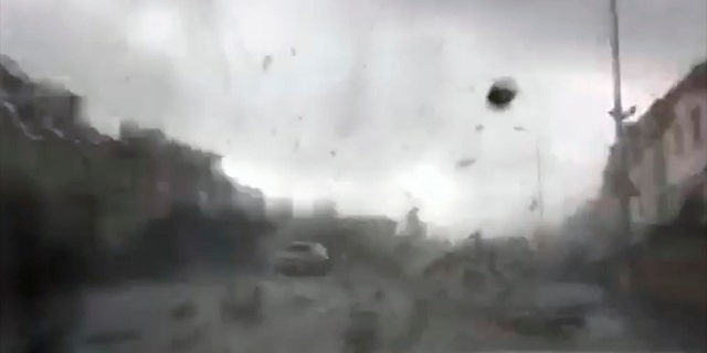 The tornado in the southwestern Luxembourg communities on Friday has left a path of destruction that made up to 100 homes uninhabitable, according to local media reports.